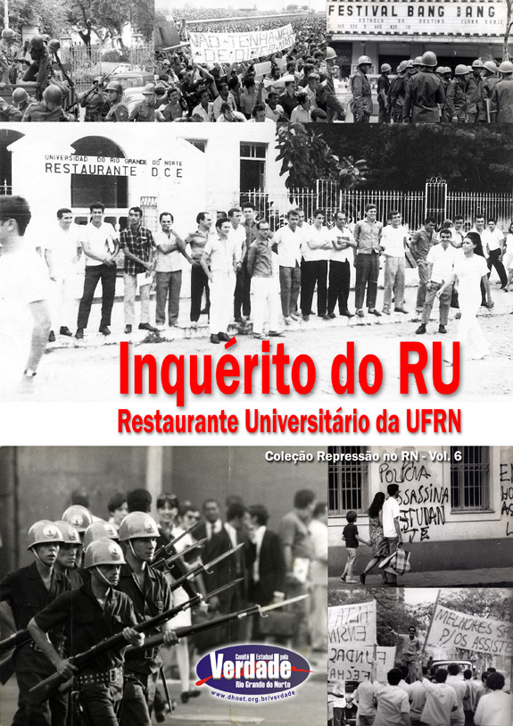 Inquérito do RU - Restaurante Universitário da UFRN